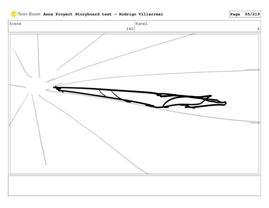 Scene 140 Panel 4 Anna Proyect Storyboard test ...