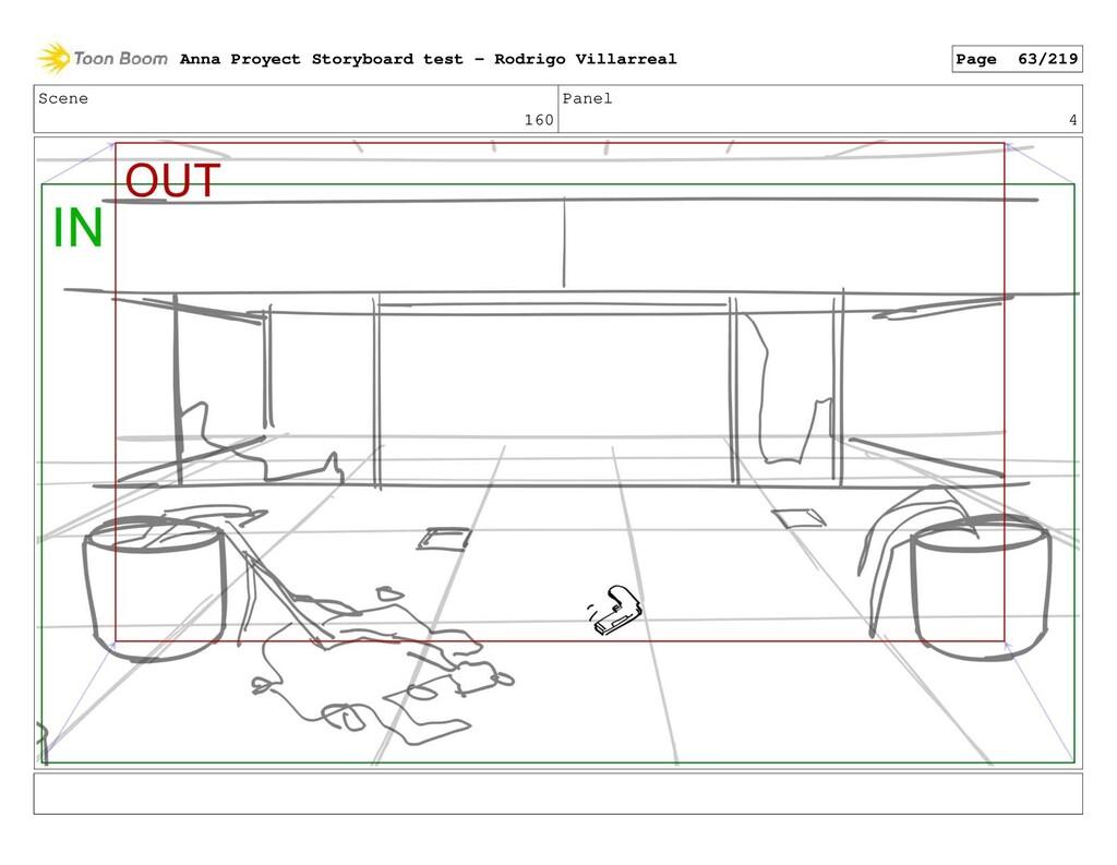 Scene 160 Panel 4 Anna Proyect Storyboard test ...