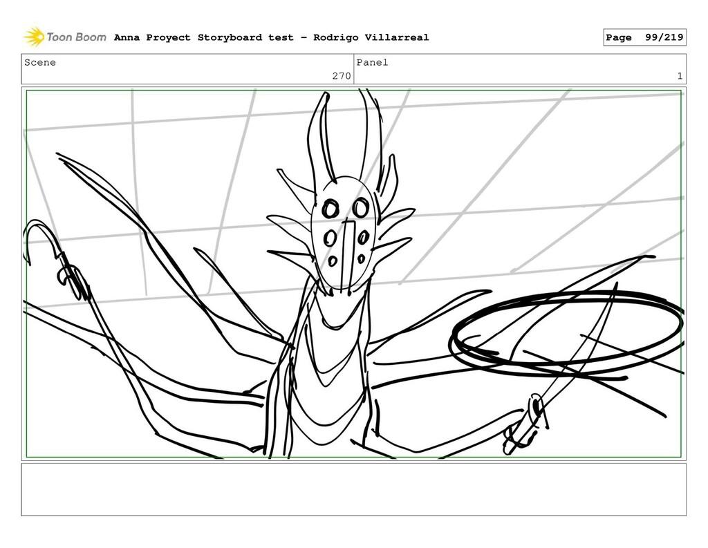 Scene 270 Panel 1 Anna Proyect Storyboard test ...