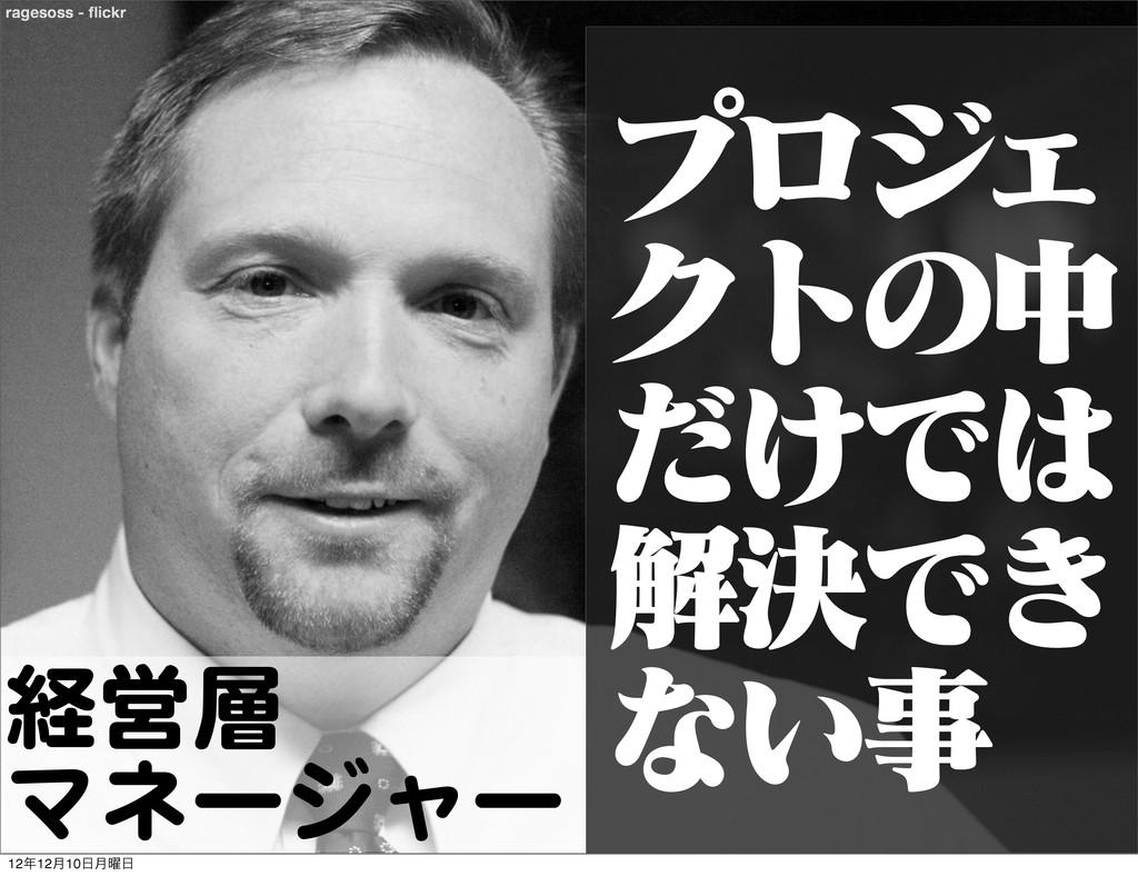 ragesoss - flickr 経営層 マネージャー ϓϩδΣ Ϋτͷத ͚ͩͰ ղܾͰ͖...