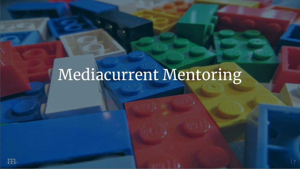 | 7 Mediacurrent Mentoring