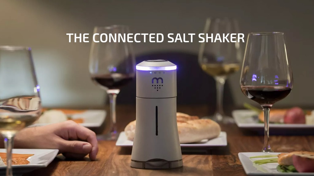 THE CONNECTED SALT SHAKER