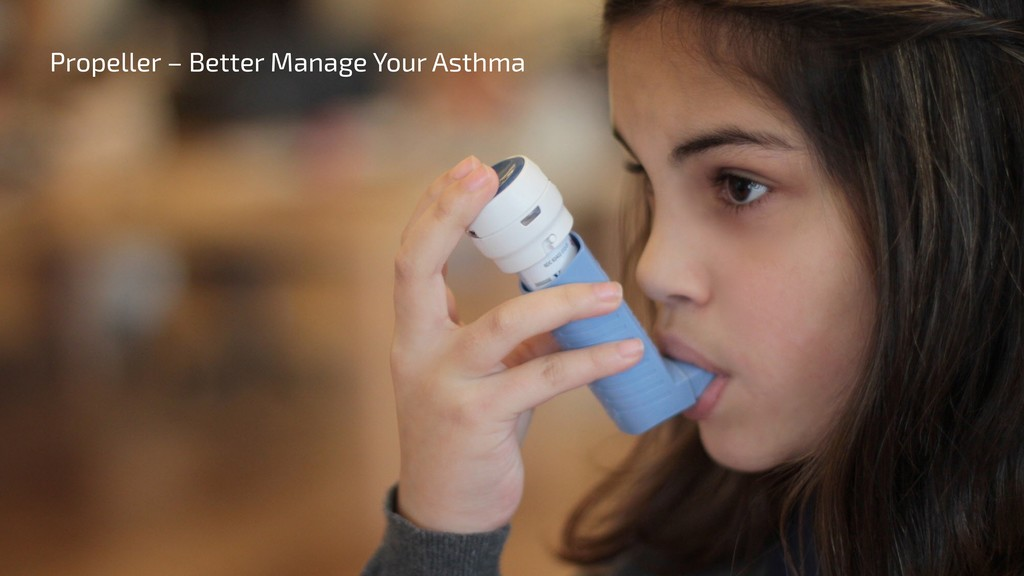 Propeller – Better Manage Your Asthma