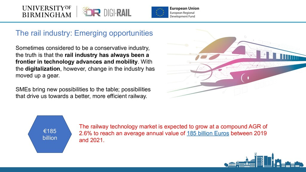 The rail industry: Emerging opportunities Somet...