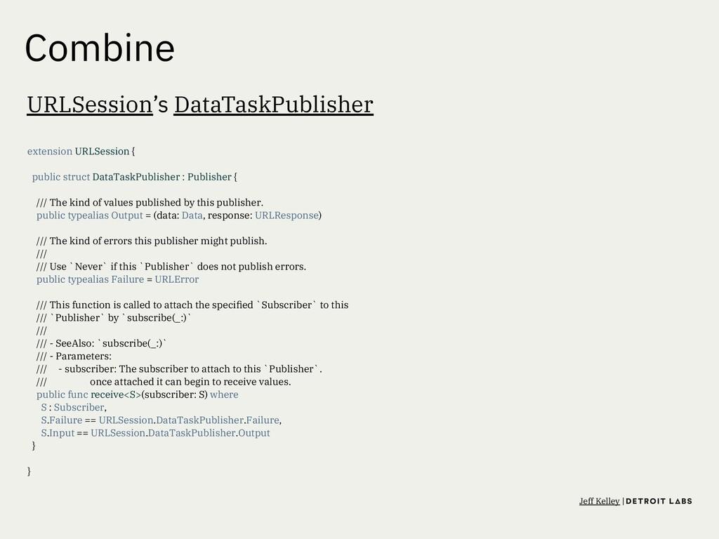 Combine URLSession's DataTaskPublisher extensio...
