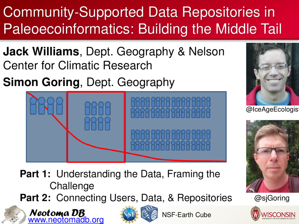 Community‐Supported Data Repositories in Paleoe...