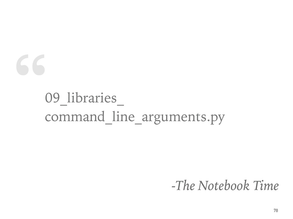 """ 09_libraries_