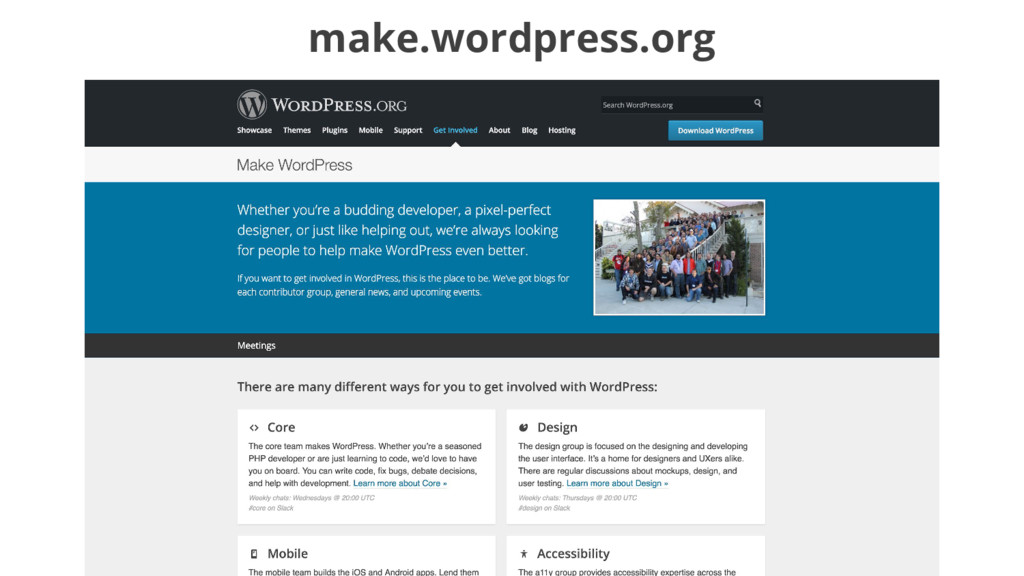 make.wordpress.org