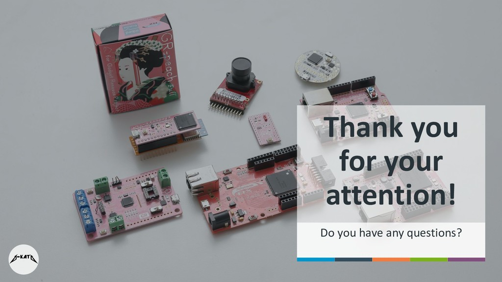 Thank you for your attention! Do you have any q...