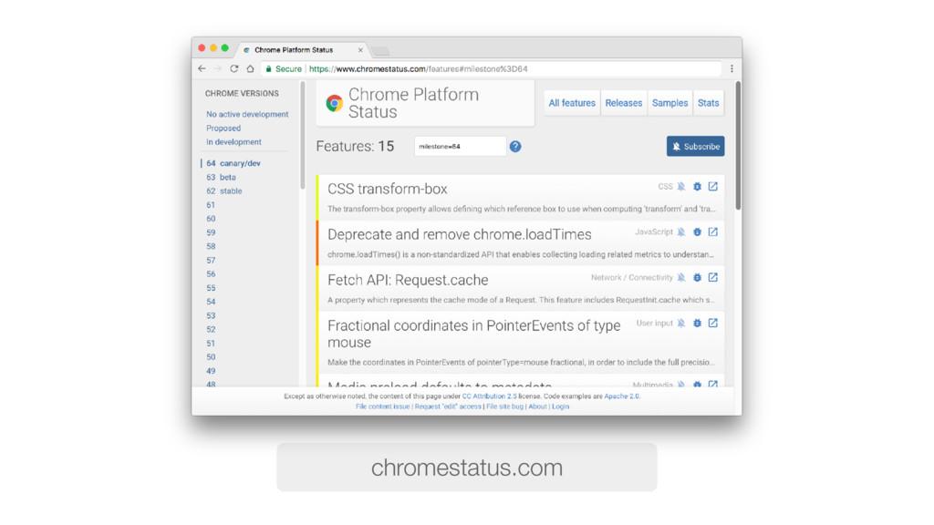 chromestatus.com