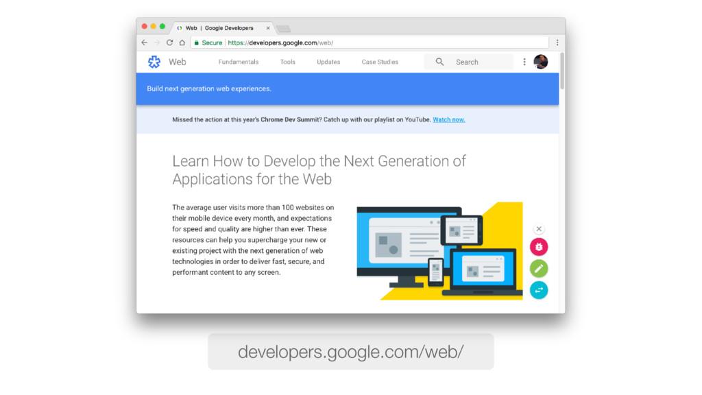 developers.google.com/web/