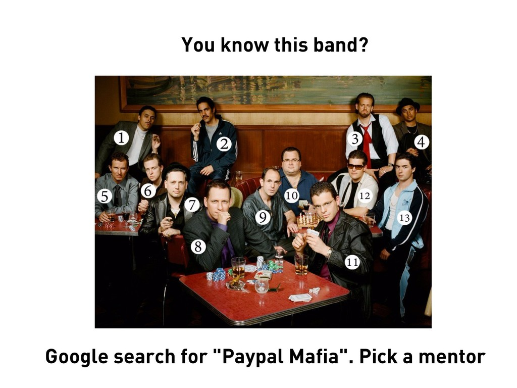 """You know this band? Google search for """"Paypal M..."""