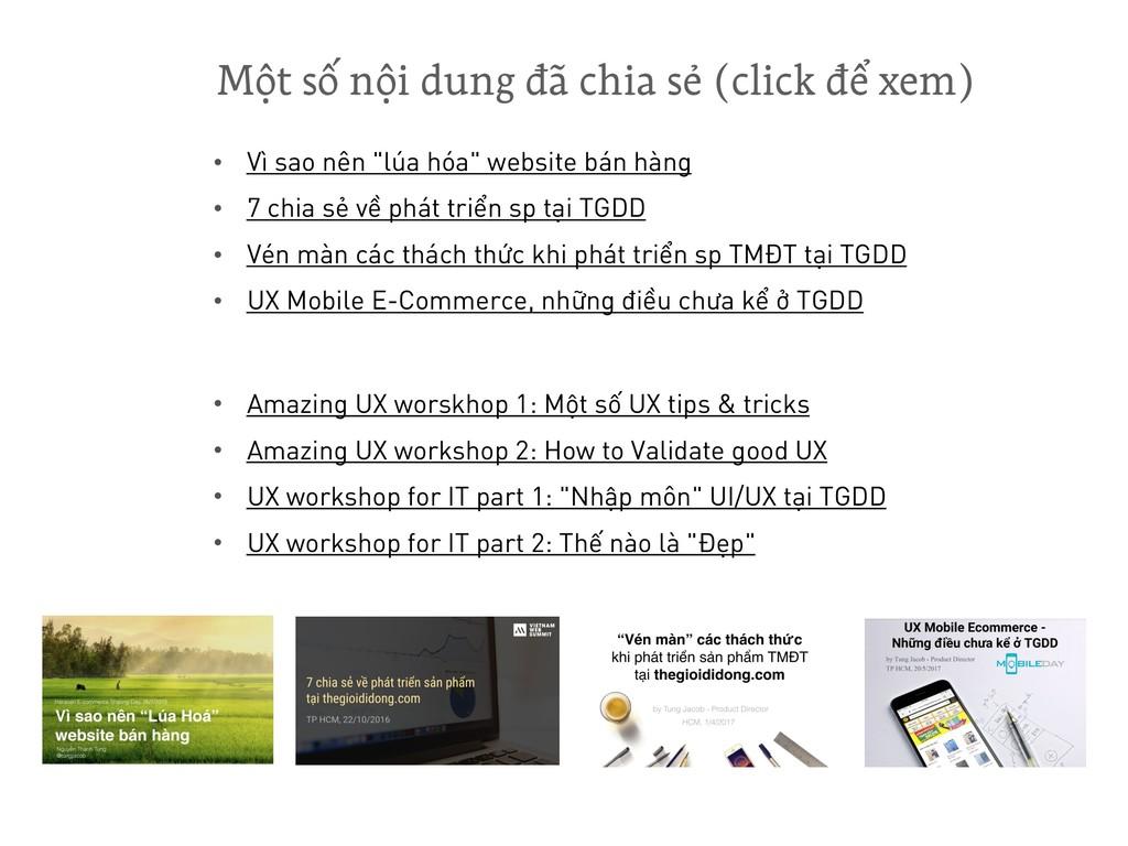 """• Vì sao nên """"lúa hóa"""" website bán hàng • 7 chi..."""