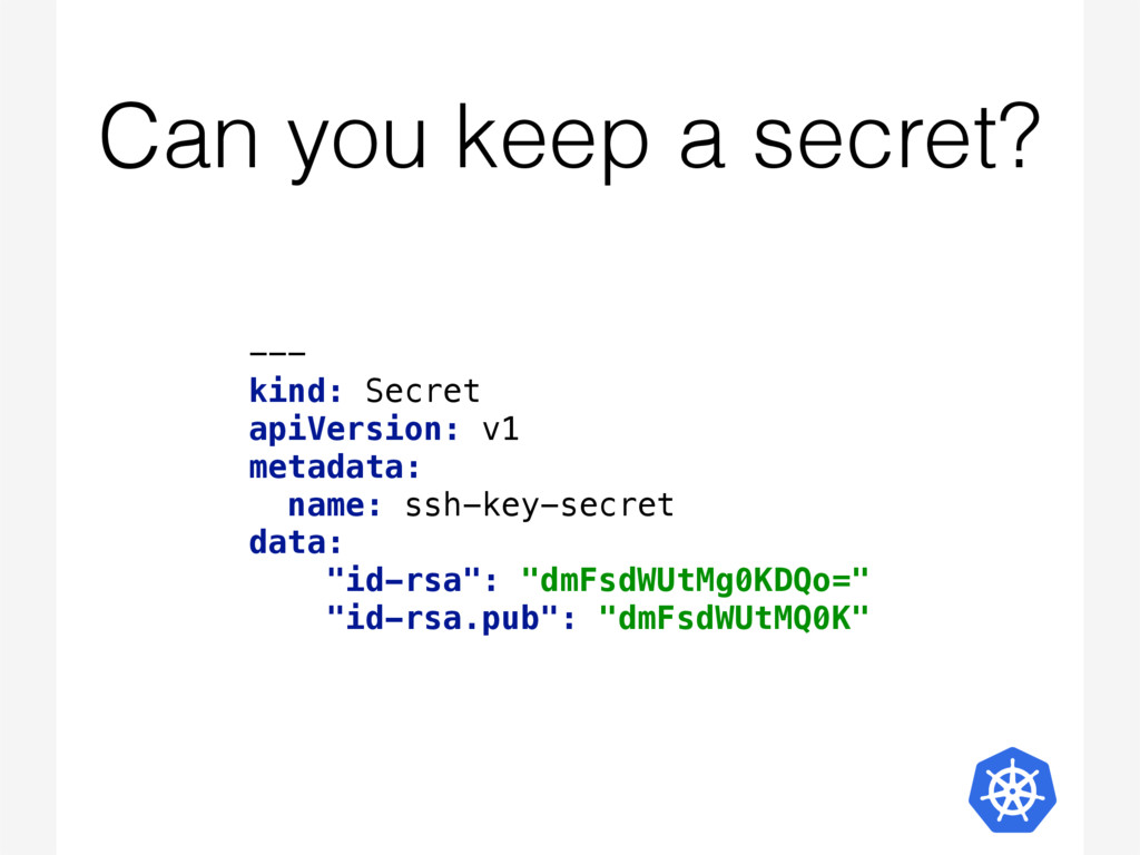Can you keep a secret? ---