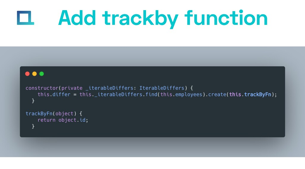 e-square.io Add trackby function
