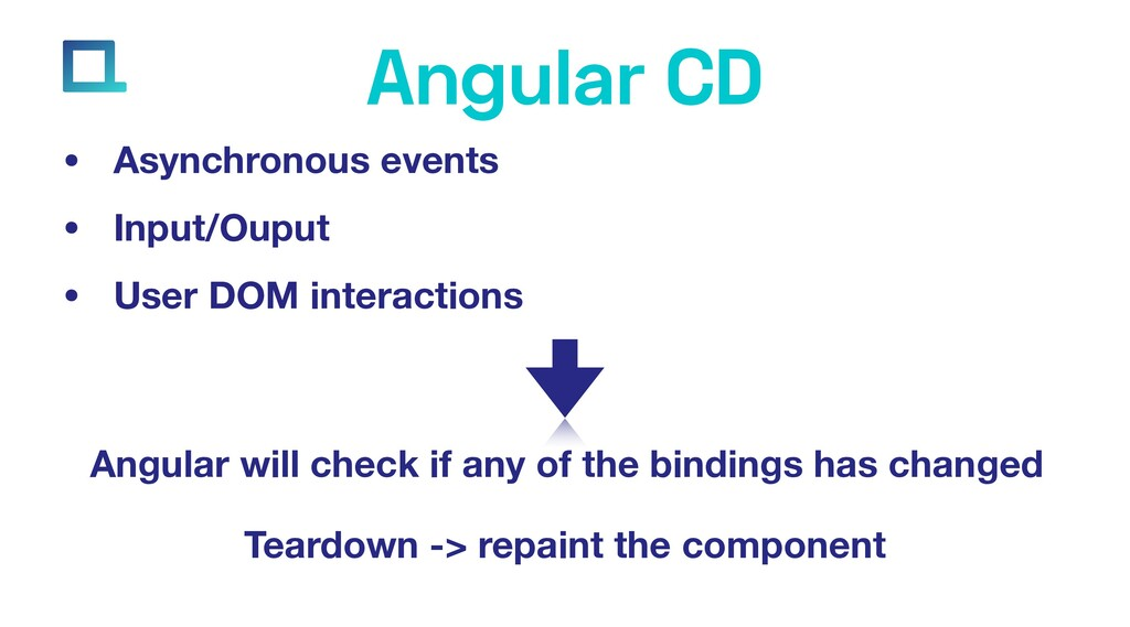 e-square.io Angular CD • Asynchronous events • ...