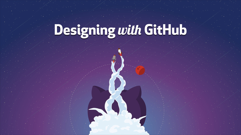 Designing with GitHub