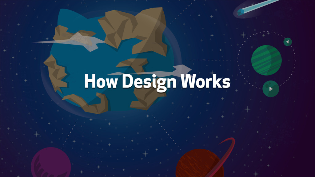 How Design Works
