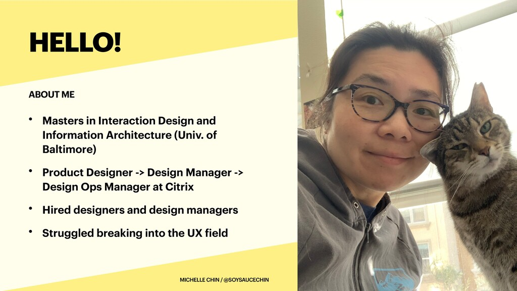 • Masters in Interaction Design and Information...