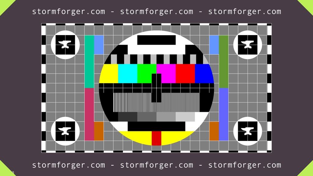 @tisba stormforger.com - stormforger.com - stor...