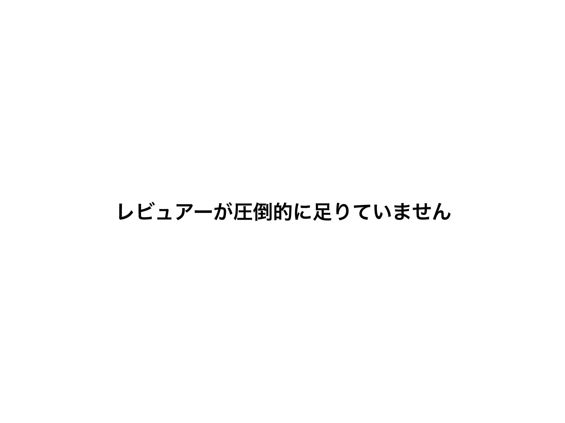 ϨϏϡΞʔ͕ѹతʹΓ͍ͯ·ͤΜ
