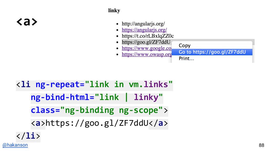 """@hakanson <a> <li ng-repeat=""""link in vm.links"""" ..."""