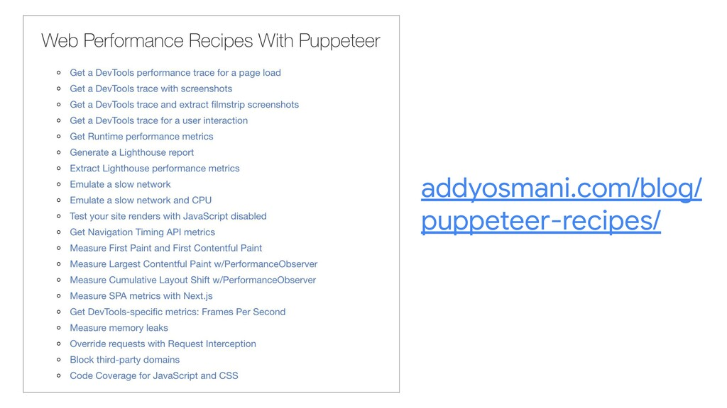 addyosmani.com/blog/ puppeteer-recipes/