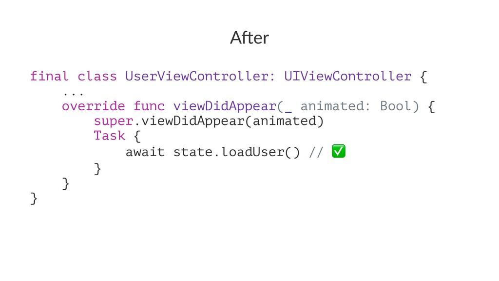 """A""""er final class UserViewController: UIViewCont..."""