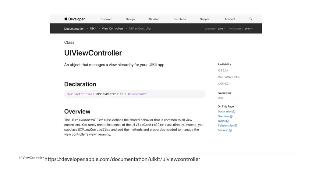 UIViewController h/ps:/ /developer.apple.com/do...