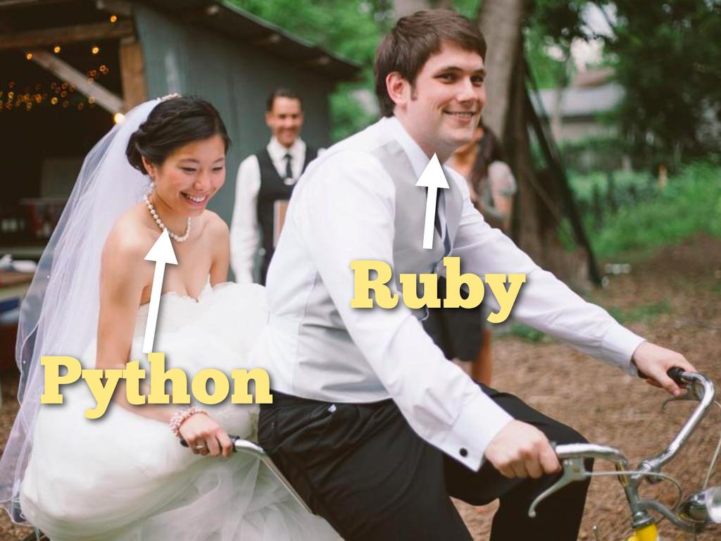 Ruby Python