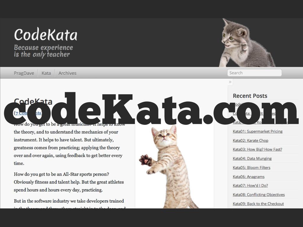 codeKata.com