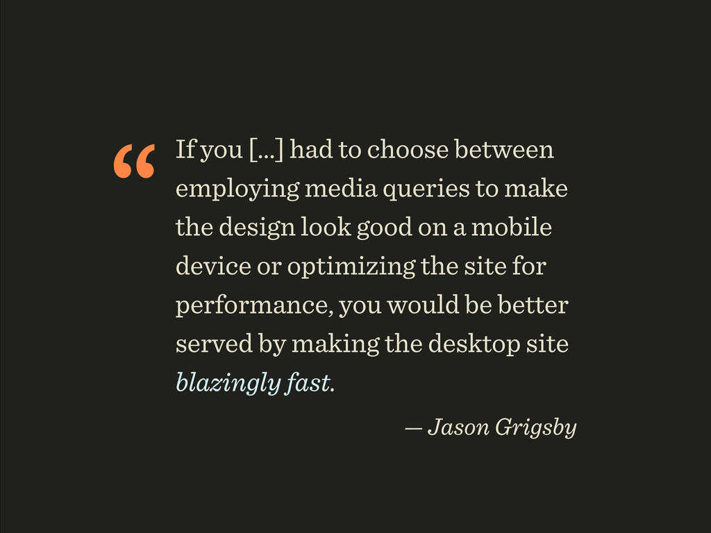 """If you [...] had to choose between employing m..."