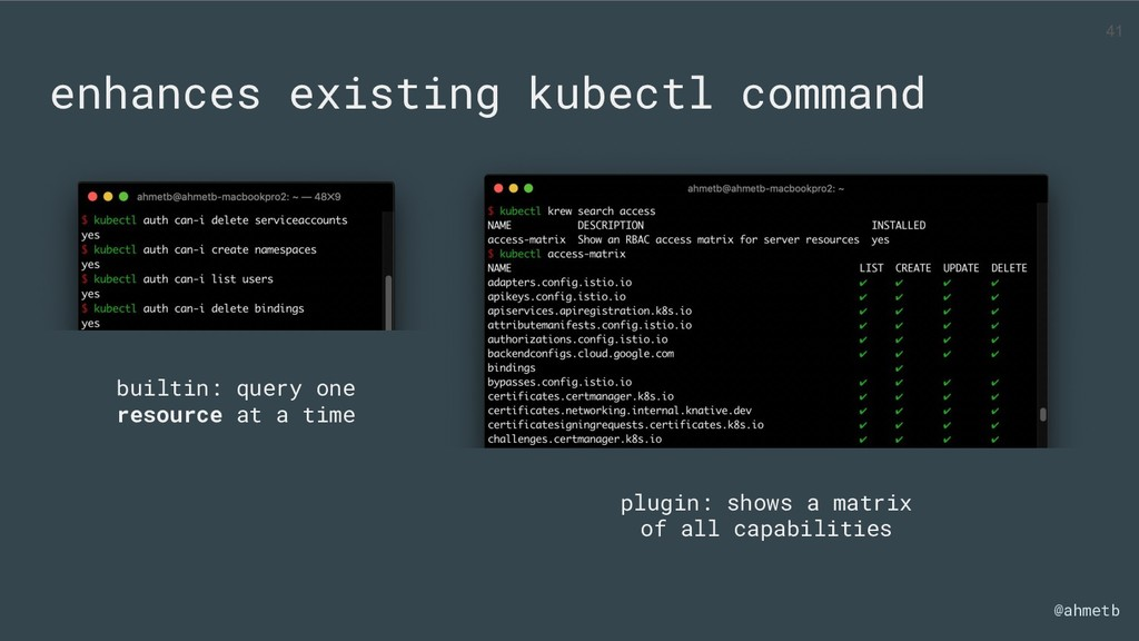 @ahmetb enhances existing kubectl command built...