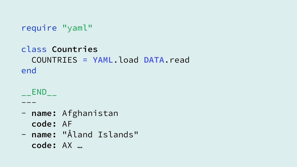 "require ""yaml""
