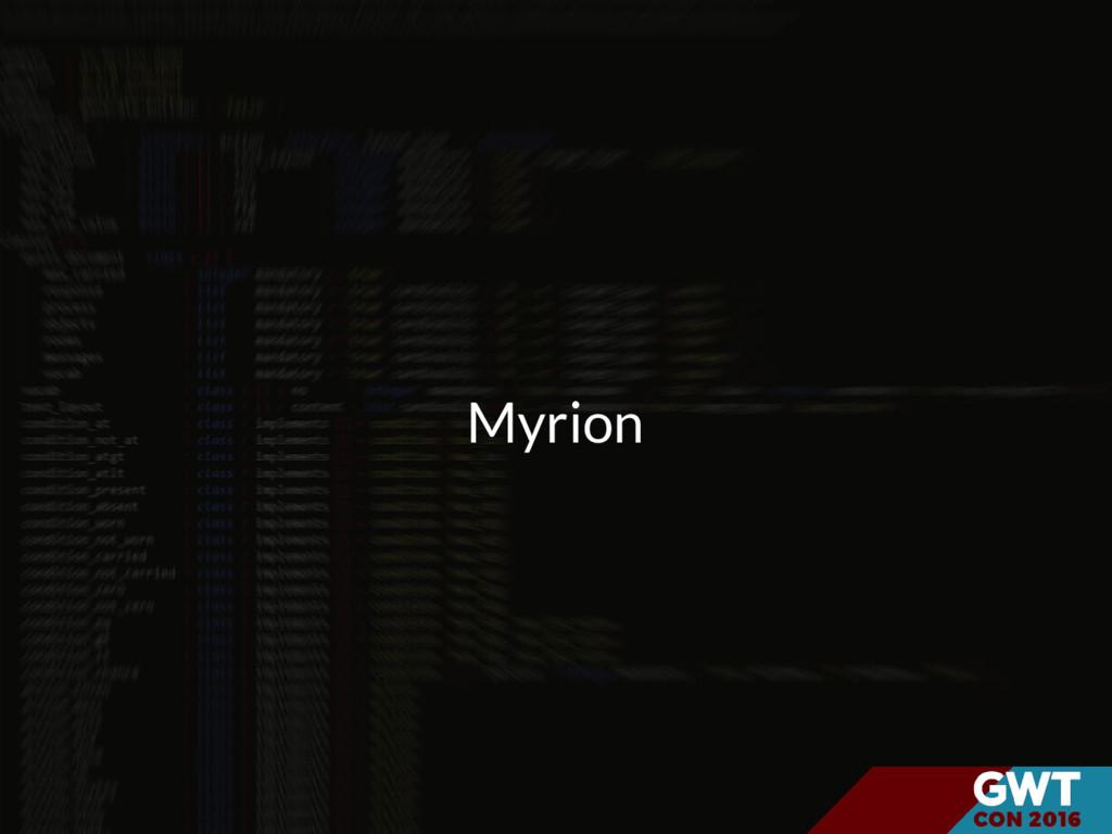 Myrion