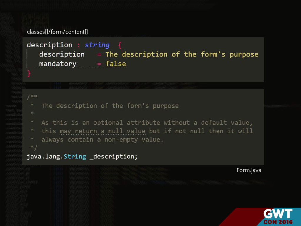 classes[]/form/content[] Form.java