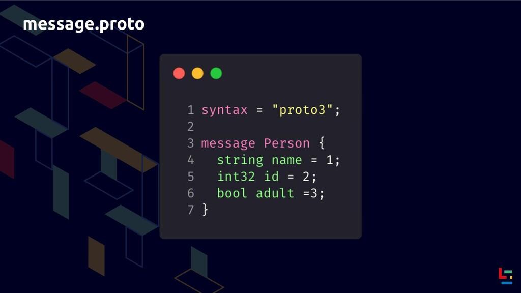 message.proto