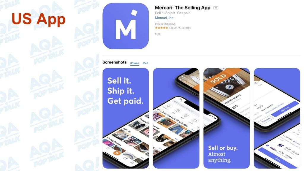 US App