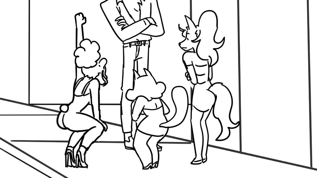 Scene 6 Panel 12 Page 58/81