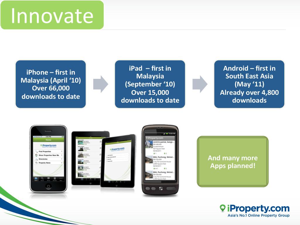iPhone – first in  Malaysia (Apri...