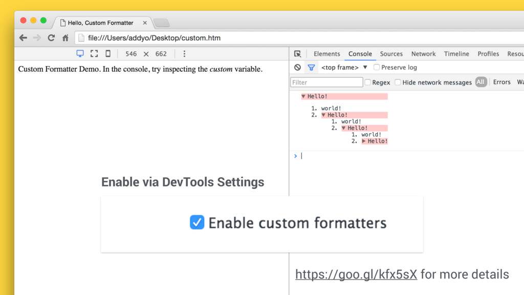 https://goo.gl/kfx5sX for more details Enable v...
