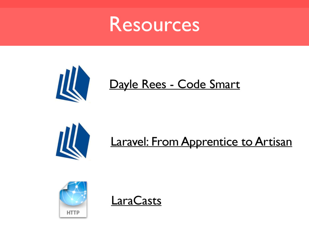 Resources Dayle Rees - Code Smart Laravel: From...