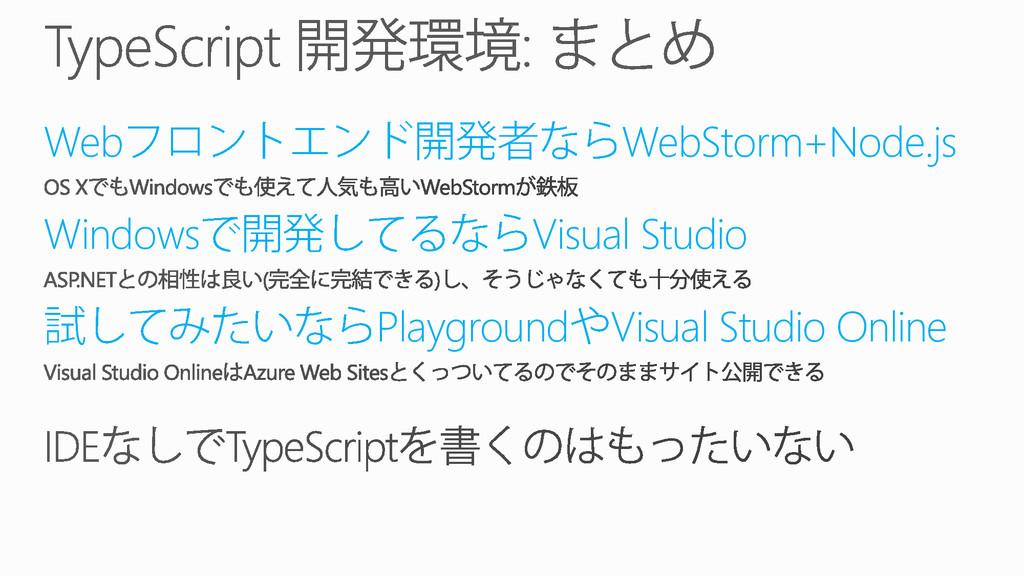 Web WebStorm+Node.js Windows Visual Studio Play...