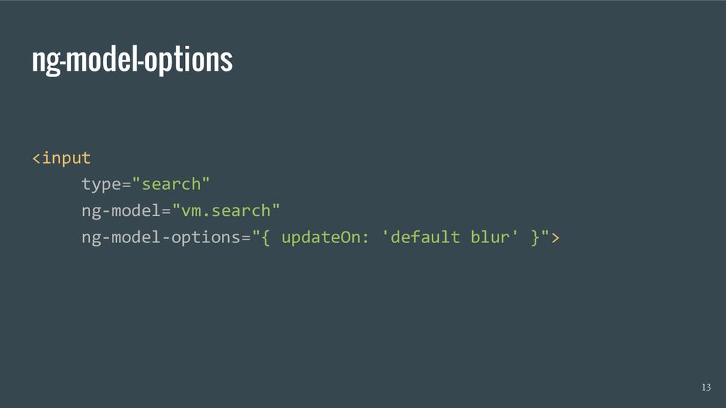 "ng-model-options 13 <input type=""search"" ng-mod..."
