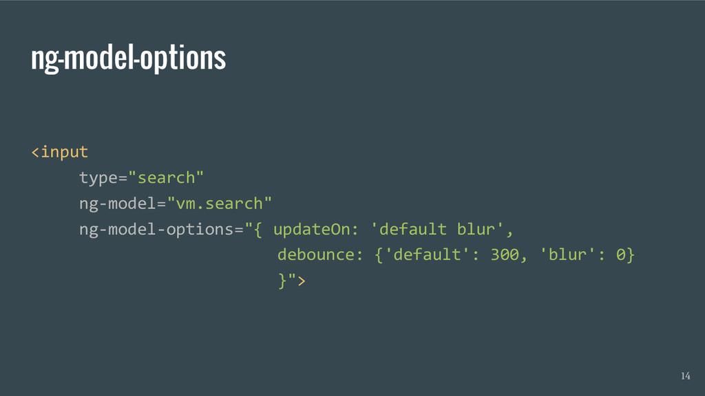 "ng-model-options 14 <input type=""search"" ng-mod..."