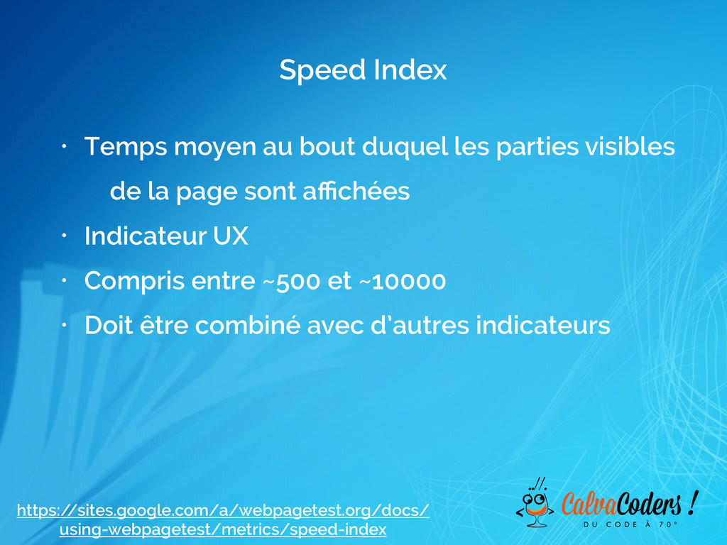 Speed Index https:/ /sites.google.com/a/webpage...
