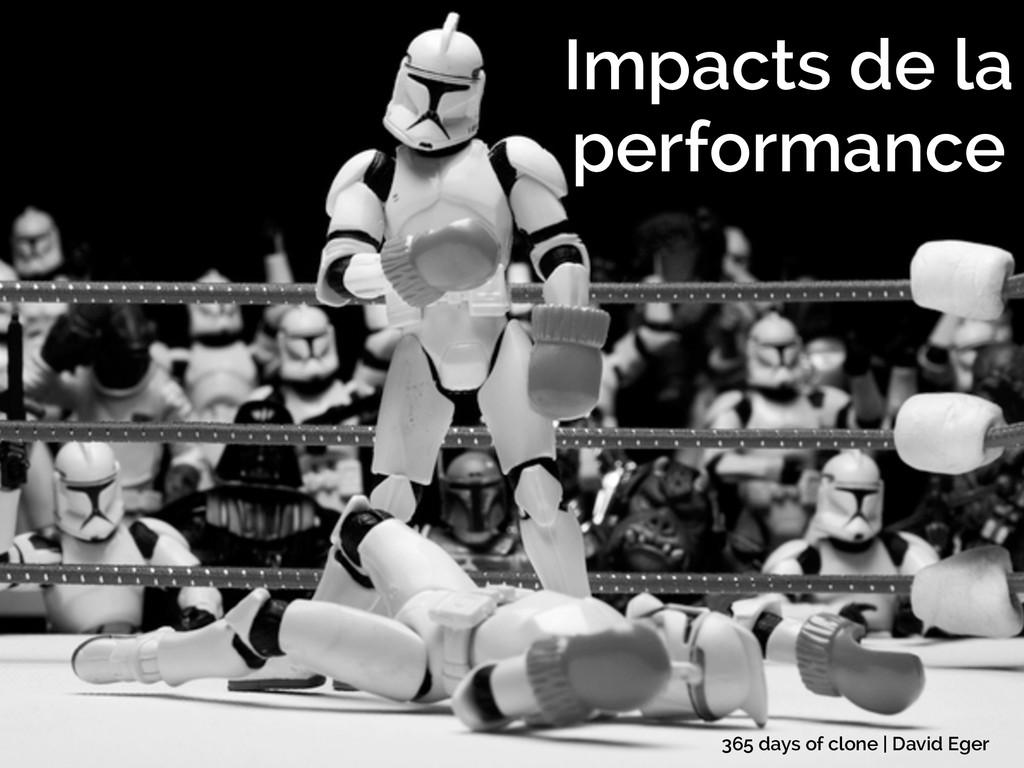 Impact de la performance 365 days of clone | Da...