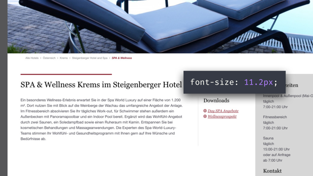 glyphe Source: steigenberger.com font-size: 11....