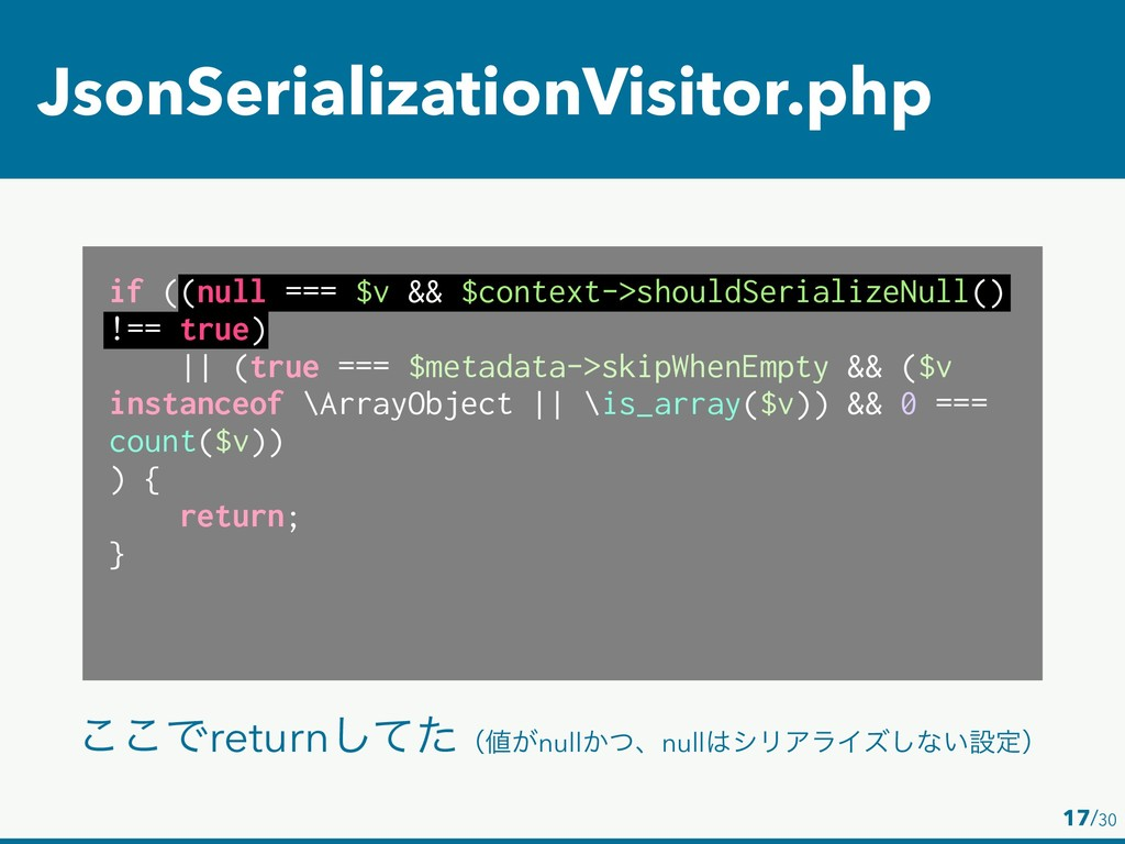 if ((null === $v && $context->shouldSerializeNu...
