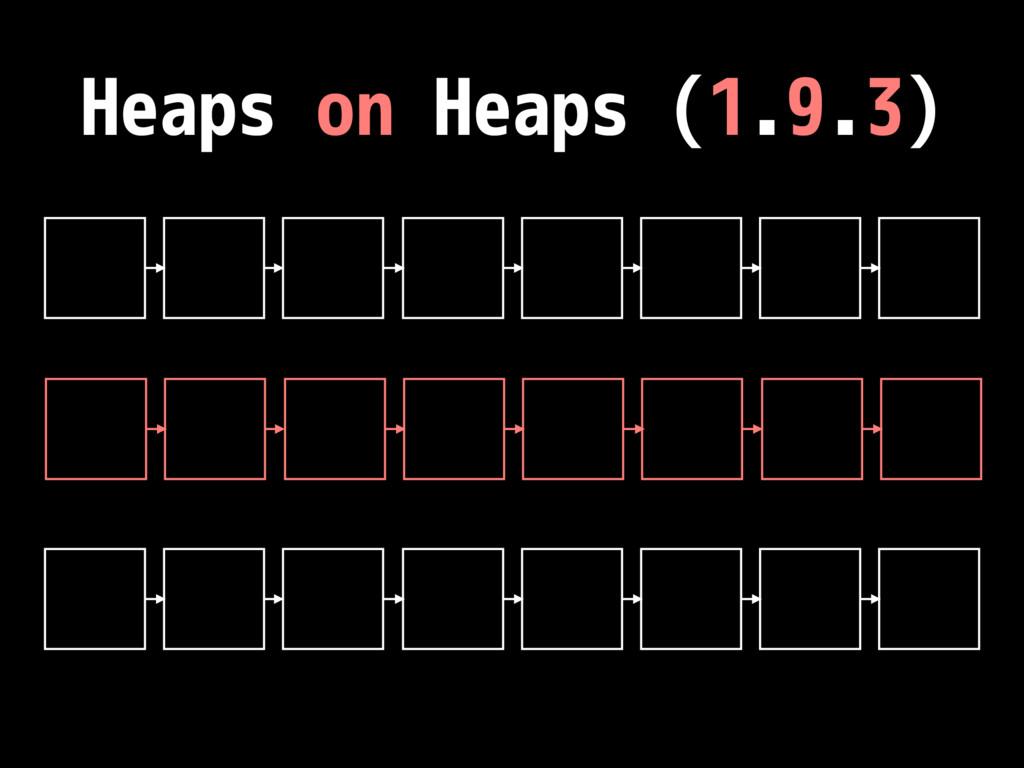 Heaps on Heaps (1.9.3)